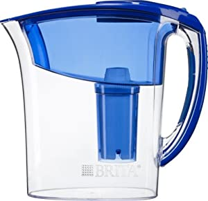 Brita Atlantis Water Filter Pitcher, 6 Cup