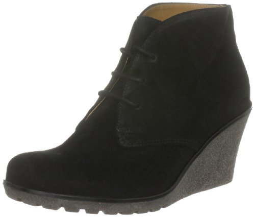 Gabor Women's Elen Black Ankle Boots 31.680.37 6 UK