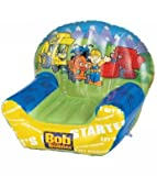 Born To Play Bob The Builder Inflatable Chair