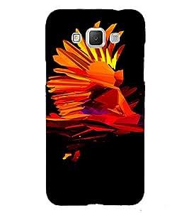 PrintVisa Modern Art Eagle Design 3D Hard Polycarbonate Designer Back Case Cover for Samsung Galaxy Grand 3