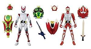 Kamen Rider Gaim AC PB08 Kamen Rider Zangetsu & Baron Gaim Gaiden Set