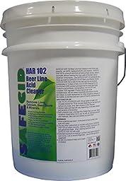 Beer Line Acid Cleaner 5 Gallon Pail
