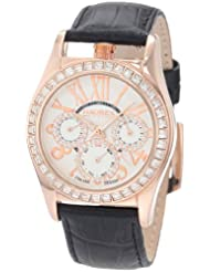 Haurex Italy Women's 8H331DWH Promise White Dial Watch