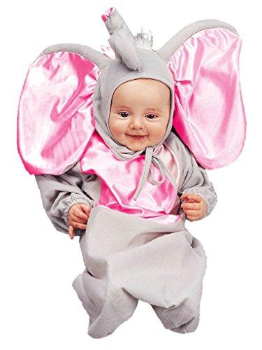 [Mygems Little Elephant Bunting Newborn Fancy Dress Costume for Infant] (Elephant Bunting Costumes)