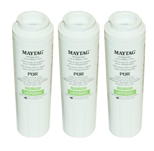 Learn More About Maytag UKF8001 Pur Refrigerator Cyst Water Filter 3-Pack