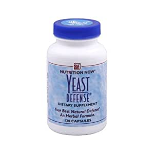 Yeast defense nutrition now