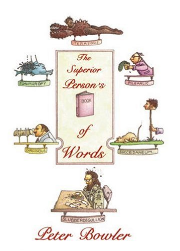 Image for The Superior Person's Book of Words
