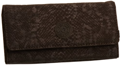 Kipling Unisex-Adult Brownie Wallet Brown Snake K10201