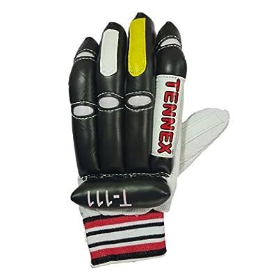 Tennex T-111 Cricket Batting Gloves Black