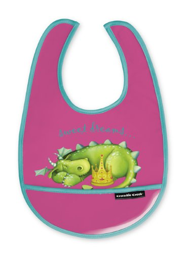 Bibs by Crocodile Creek (Sweet Dreams) - 1