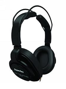 Superlux HD661BLACK Casque arceau dynamique Noir