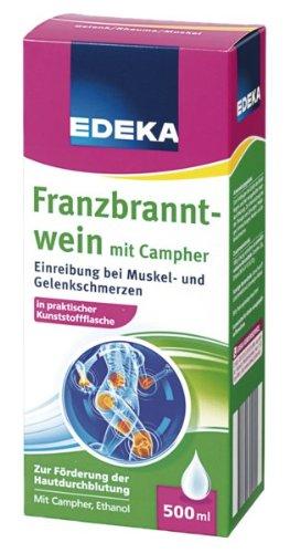 EDEKA Franzbranntwein Campher 500ml
