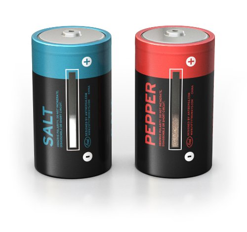 Battery Salt and Pepper Set