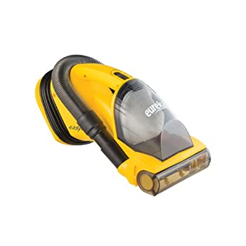 Remove deeply embedded dirt from anywhere in your home or car. Ideal for cleaning stairs and auto upholstery, this hand vacuum cleans with the help of a revolving brushroll with Riser Visor, a stretch hose and attachments for getting into tight space...