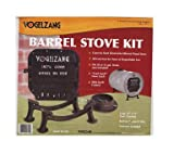 Vogelzang Barrel Stove Kit, Model# BK100E