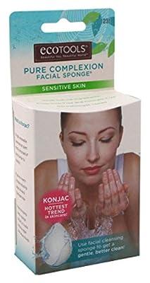 Ecotools Facial Sponge Sensitive Skin