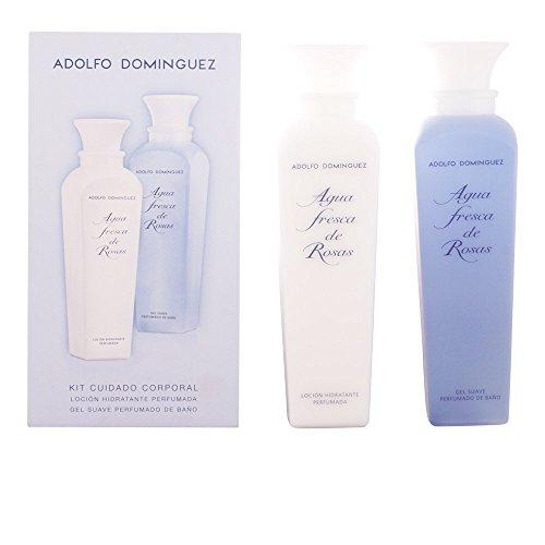 adolfo-dominguez-set-2-pieces-lotion-pour-le-corps-gel-de-douche-agua-de-rosas-100-ml