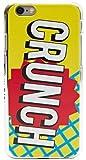 SKINNYDIP ( スキニーディップ ) ロンドン デザイン イエロー クランチ iphone6ケース IPHONE 6 YELLOW CRUNCH CASEE ポップ アイフォン ケース モバイル カバー apple iphone6 保護シート ゲット 海外 ブランド