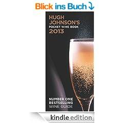 Hugh Johnson's Pocket Wine Book 2013 (English Edition)