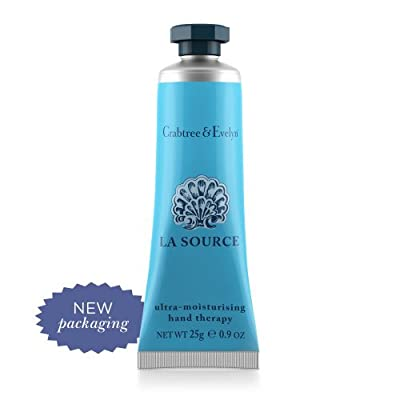 Crabtree & Evelyn Ultra-Moisturising Hand Therapy, La Source, 0.9 fl. oz.