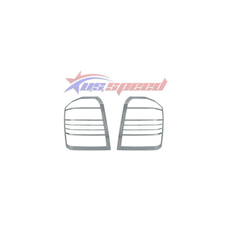 Dodge Caliber Chrome Tail Light Covers 2PC