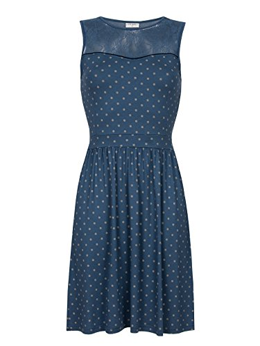Vive Maria Sweet Spot Dress Blue Allover Blau S