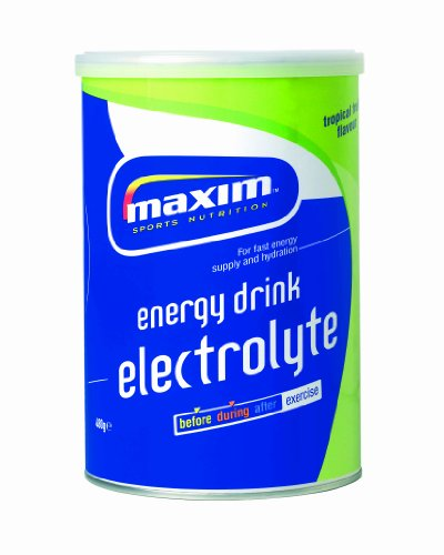 Maxim Energy Drink - 480g - Tropical Fruit