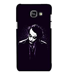 printtech Joker Gotham Back Case Cover for Samsung Galaxy A3 2016 Edition