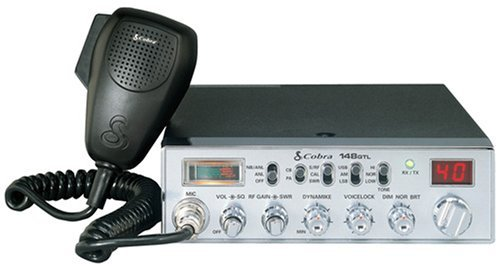 Cobra 148GTL CB 40 Channel 12 Watt Radio