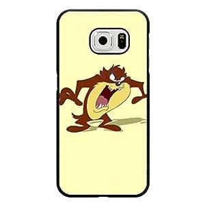 Amazon.com: Samsung Galaxy S6 Edge Case Tasmanian Devil Cartoon Theme