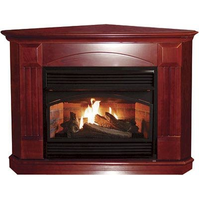 GAS LOGS - VENTED AMP; VENT FREE GAS LOGS FOR YOUR FIREPLACE