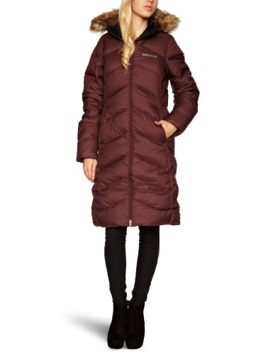 Marmot Women's Montreaux Insulated Down Coat - Maroon, X-Large