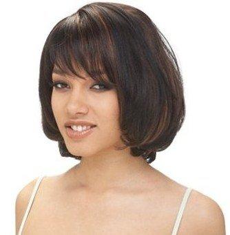 VALENCIA GIRL - Shake N Go Freetress Synthetic Hair Band Fullcap Wig #1
