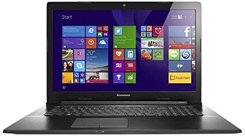 Lenovo G70-70 43,9 cm (17,3 Zoll HD+ TN) Notebook (Intel Core i3-4005U, 1,7 GHz, 8 GB RAM, 500 GB HDD, Nvidia GeForce 820M/2 GB, DVD-R, Win 8.1) schwarz