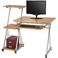 Brenton Studio Limble Computer Desk (Birch)