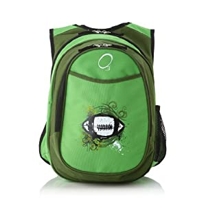 O3 Kid's All-in-One Pre-School Backpacks Football