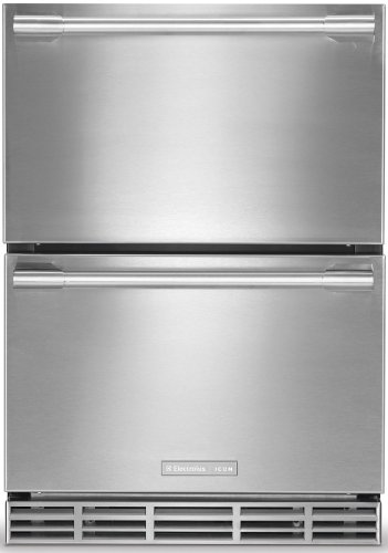 Electrolux ICON : E24RD75HPS Professional Series Under-Counter Refrigerator Drawers