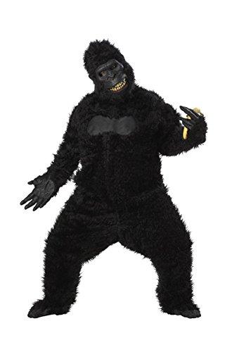 Adult (Goin Ape Gorilla Costume)