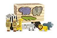 Melissa & Doug Animal Rescue Shape-So…