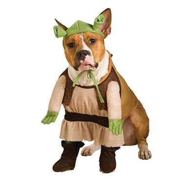 Shrek Character Dog Pet Halloween Costume