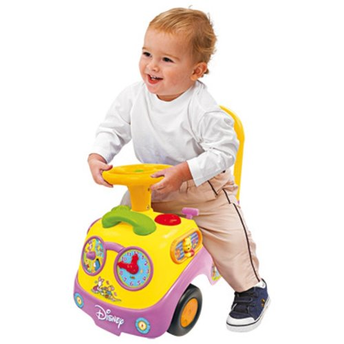 Disney Winnie Pooh Baby Rutscher Auto