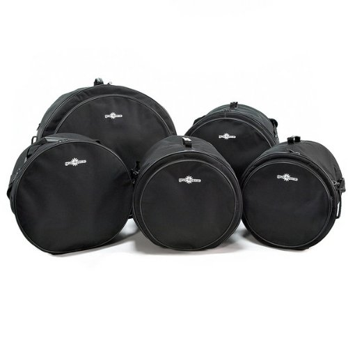 Padded Drum Bag Set by Gear4music
