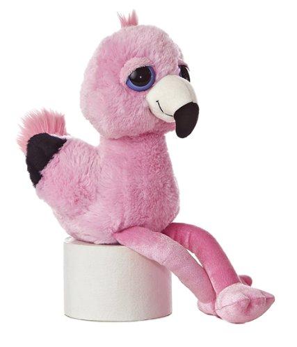 "Aurora World Dreamy Eyes Fanny Flamingo 10"" Plush"