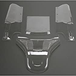 Team Losi Body Panels Clear Complete 1 5 4WD DBXL