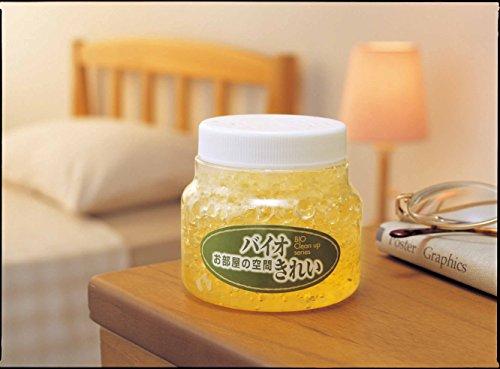 バイオ お部屋の空間きれい 消臭剤 無香タイプ 6~8畳用 (交換目安:約2~3カ月)