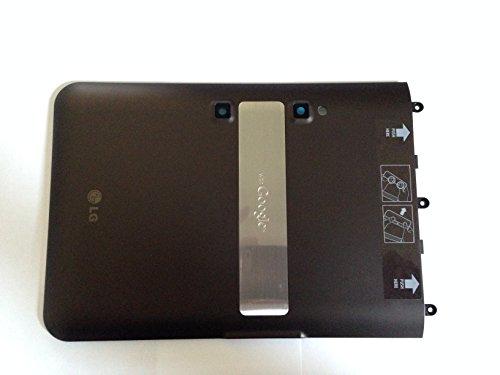 New OEM LG V900 V909 Optimus G Slate Tablet Battery Door Back Cover o4l Brown (Boost Mobile Phone Lg F7 compare prices)