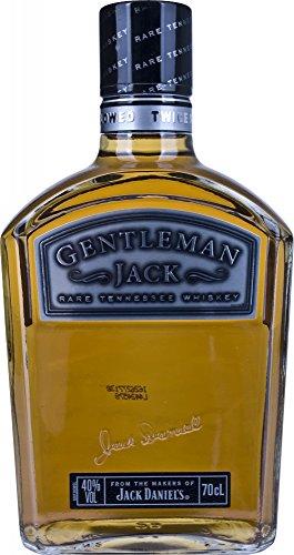 Jack Daniel discount duty free Jack Daniel's Gentleman Jack Tennessee Whiskey 70cl
