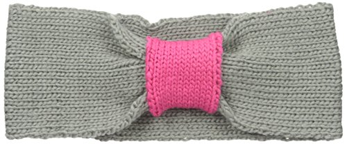Jessica Simpson Womens Bi-Color Knit Headband