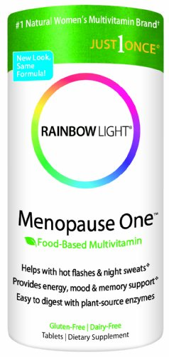 Rainbow Light Menopause One Multivitamin, 30-Count