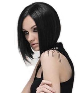 Sexy Girl's Brown/ Black BOB Wig (Model: Jf010411) (Black)